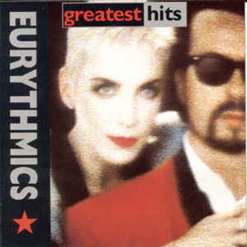Eurythmics ‎– Greatest Hits - 2LP *NEW*