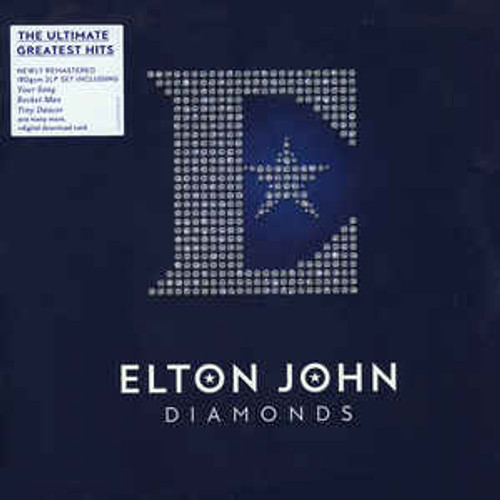 Elton John ‎– Diamonds The Ultimate Greatest Hits - 2LP *NEW*