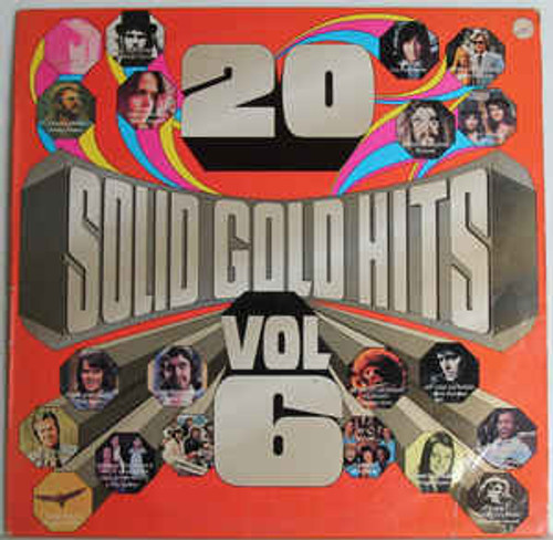 20 Solid Gold Hits Vol. 6 - Various - LP *USED*