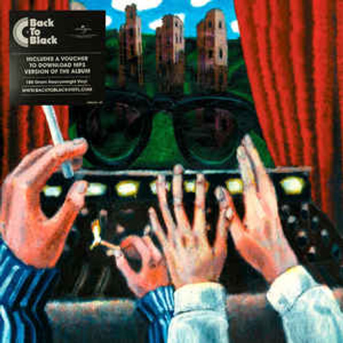 Crowded House – Afterglow - LP *NEW*