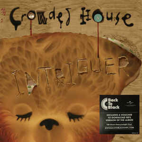 Crowded House – Intriguer - LP *NEW*