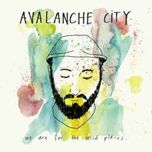 Avalanche City ‎– We Are For The Wild Places - LP *NEW*