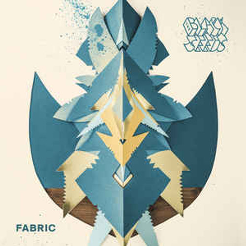 The Black Seeds ‎– Fabric - 2LP *NEW*