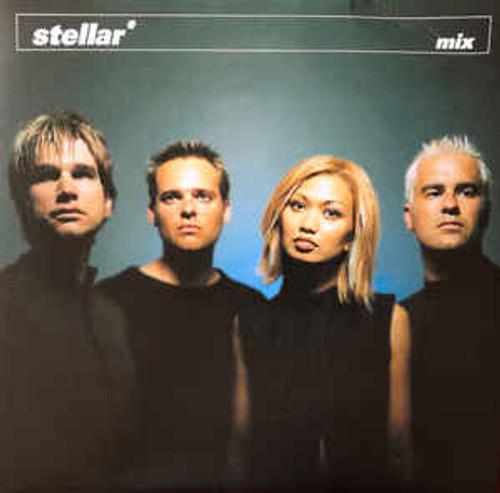Stellar* – Mix (Red Vinyl) - LP *NEW*