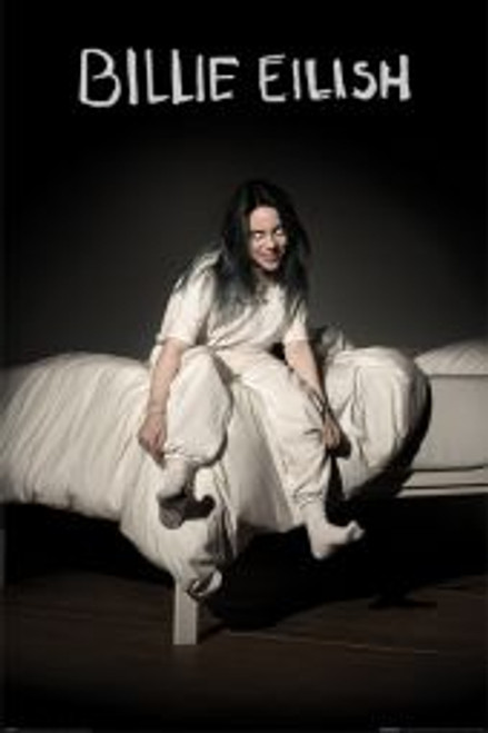 Billie Eilish  Bed  - Poster #48 *NEW*