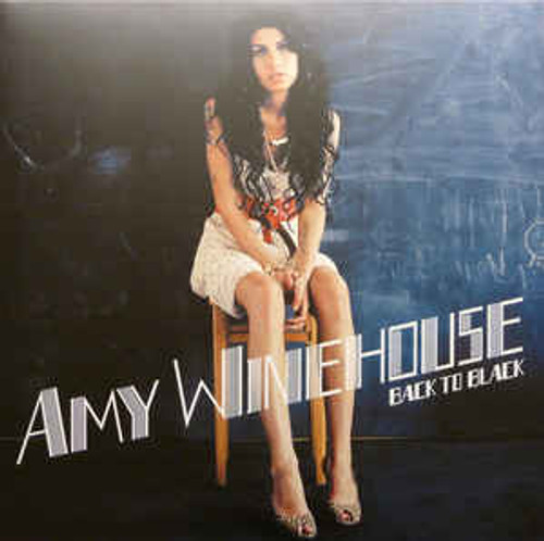 Amy Winehouse ‎– Back To Black - LP *NEW*