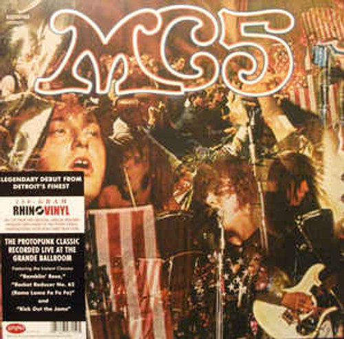 MC5 – Kick Out The Jams - LP *NEW*