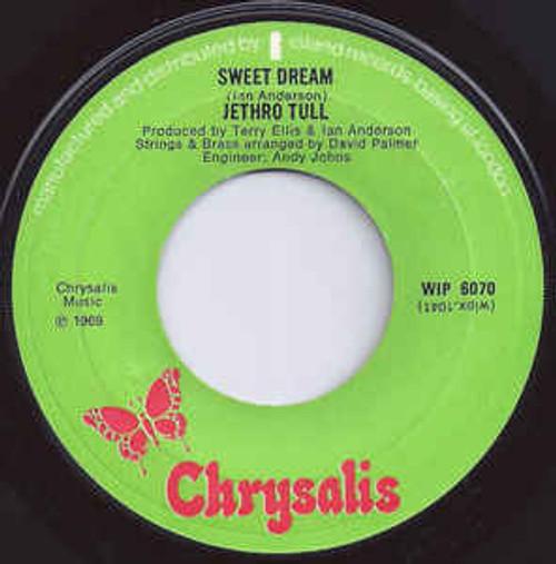 "Jethro Tull – Sweet Dream / 17 - 7"" *USED*"