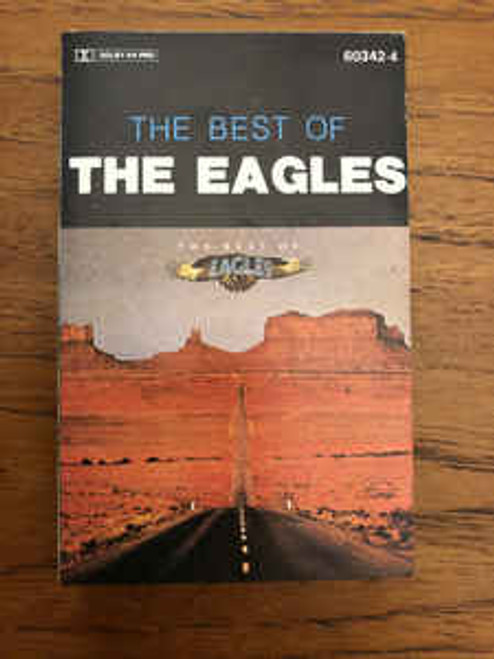 Eagles ‎– The Best Of Eagles - TC *USED*