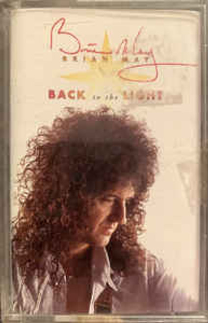 Brian May ‎– Back To The Light - TC *USED*