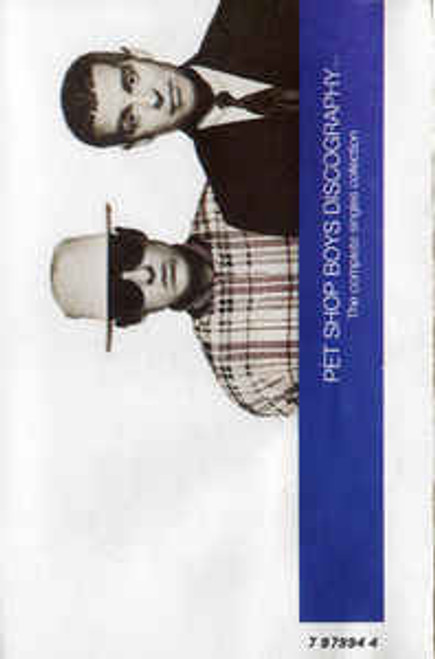 Pet Shop Boys – Discography (The Complete Singles Collection) - TC *USED*