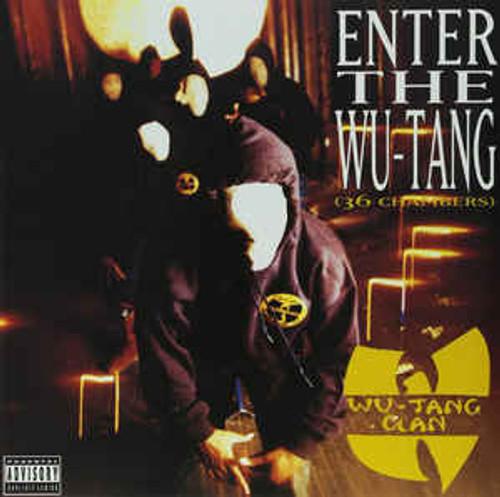 Wu-Tang Clan – Enter The Wu-Tang (36 Chambers) - LP *NEW*