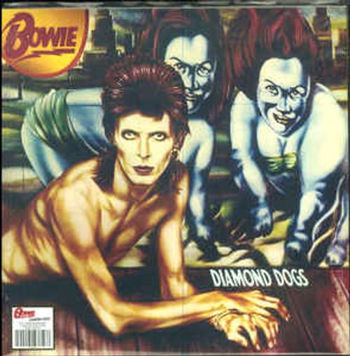 Bowie* – Diamond Dogs (Red Vinyl) - LP *NEW*