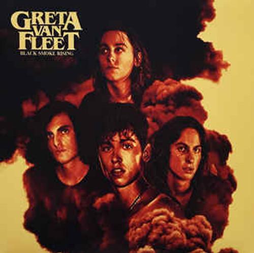 Greta Van Fleet – Black Smoke Rising - EP *NEW*