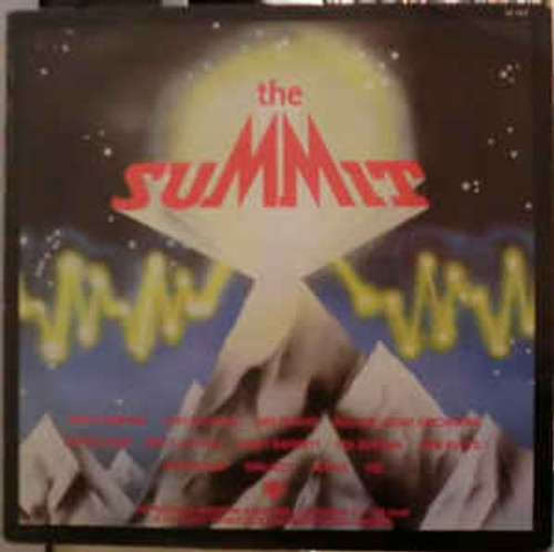 The Summit - Various (UK) - LP *USED*