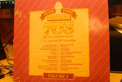 70's Volume 2 - Various (UK) - LP *USED*