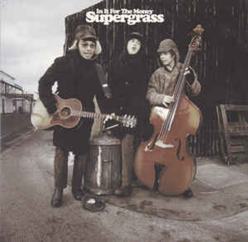 Supergrass ‎– In It For The Money - CD *NEW*