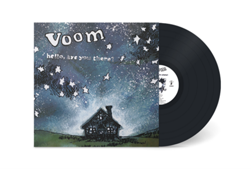 """Voom's - 'Hello, Are You There?"""" (Black Vinyl) - LP *NEW* PREORDER RELEASED 26th MARCH 2021"""