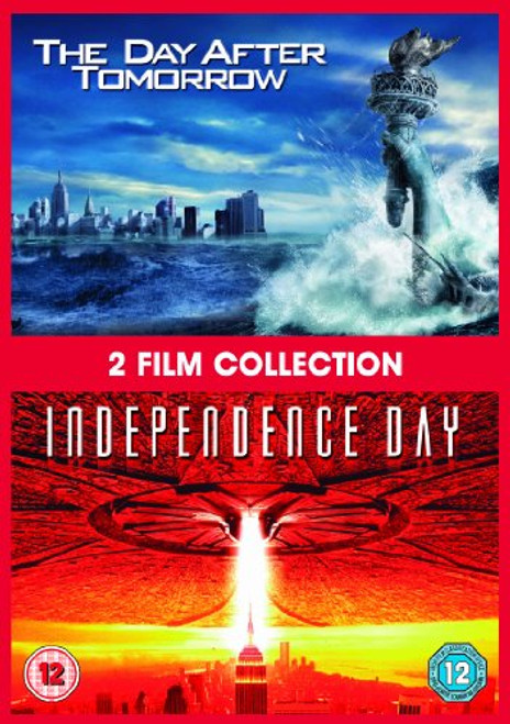 The Day After Tomorrow/Independence Day - 2DVD *NEW*