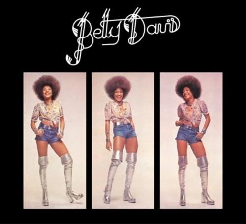 Betty Davis - Betty Davis  (Blue Vinyl) - LP *NEW*