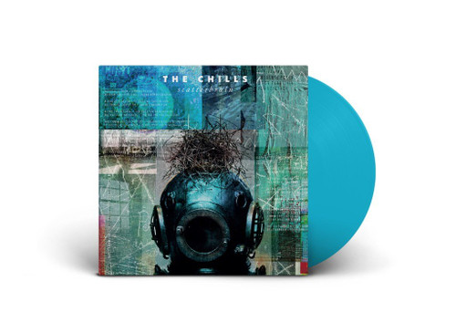 The Chills – Scatterbrain (Sky Blue Vinyl + DL Card) - LP *NEW* (PREORDER RELEASED 14 MAY 2021)