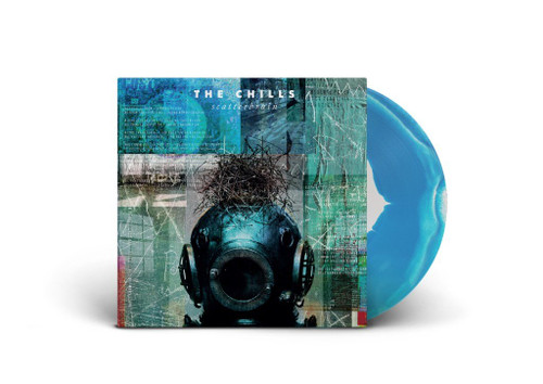 The Chills – Scatterbrain (Indies only. Deep Sea Marble Vinyl + DL card) - LP *NEW*