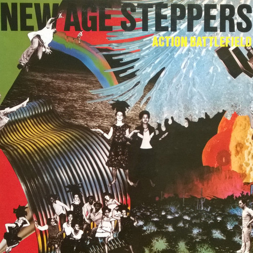 New Age Steppers - Action Battlefield - LP *NEW*