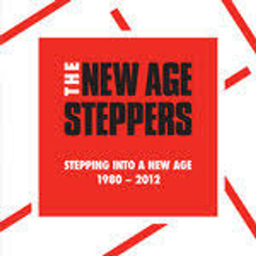 New Age Steppers - Stepping Into a New Age  1980 - 2012 - 5CD *NEW* (PREORDER)