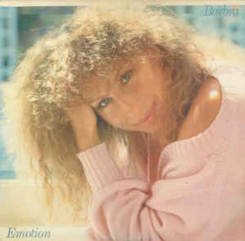 Barbra Streisand – Emotion (NZ) - LP *USED*