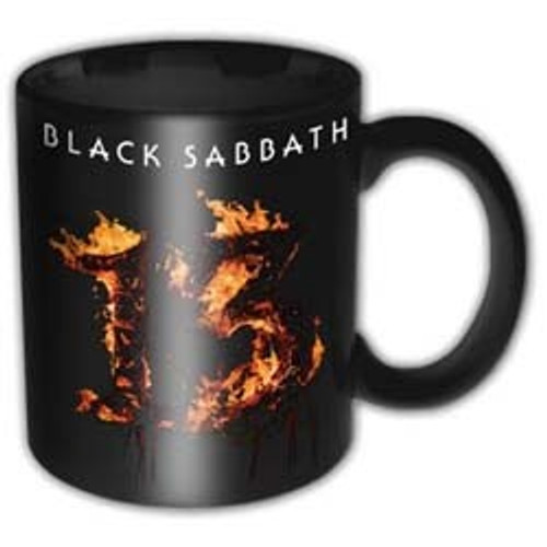 Black Sabbath Boxed Standard Mug 13 - MUG *NEW*