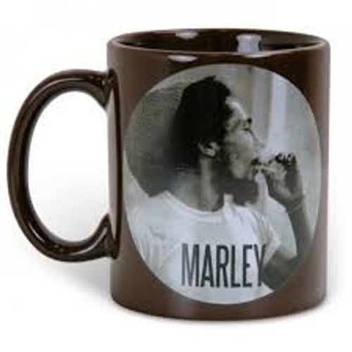 Bob Marley Circle Boxed Mug - MUG *NEW*