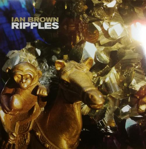 Ian Brown – Ripples - LP *NEW*