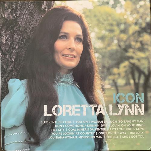 Loretta Lynn – Icon - LP *NEW*