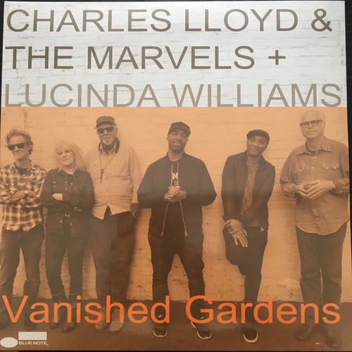 Charles Lloyd & The Marvels + Lucinda Williams – Vanished Gardens - 2LP *NEW*
