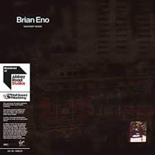 Brian Eno – Discreet Music - 2LP *NEW*