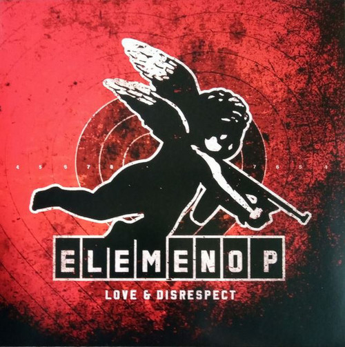 Elemeno P – Love & Disrespect - LP *NEW*