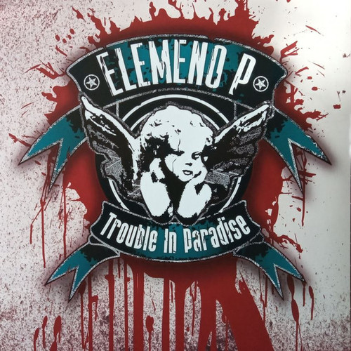 Elemeno P – Trouble In Paradise - LP *NEW*