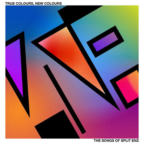 True Colours, New Colours - The Songs Of Split Enz (Limited Hot Pink  Vinyl)  - LP *NEW*