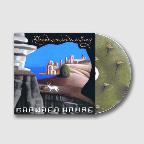 Crowded House - Dreamers Are Waiting - CD *NEW* (PREORDER) RELEASED June 4 2021