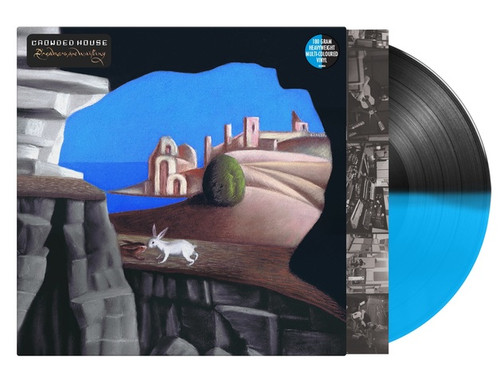 Crowded House - Dreamers Are Waiting (Limited Blue/Black Vinyl) - LP *NEW* (PREORDER) Released 4th June 2021
