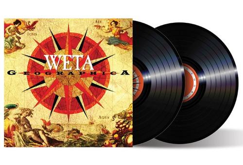 Weta - Geographica - 2LP *NEW* (