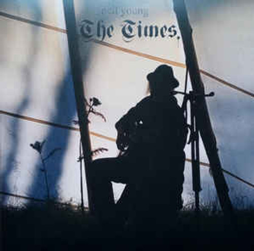 Neil Young – The Times - LP *NEW*