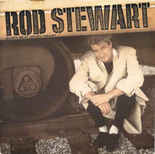 Rod Stewart – Rod Stewart (NZ) - LP *USED*
