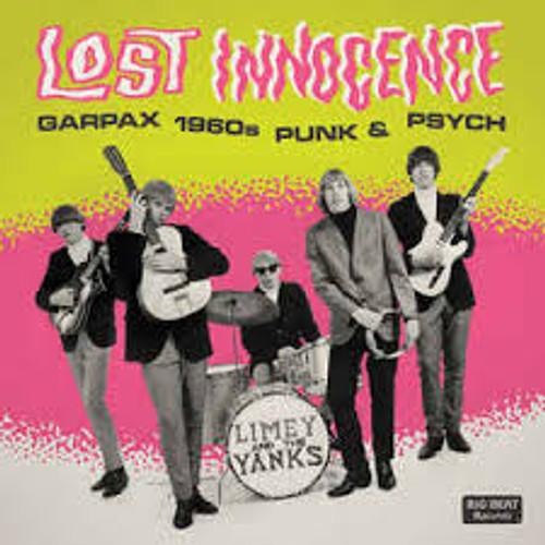 Lost Innocence (Garpax 1960s Punk & Psych) - Various - CD *NEW*