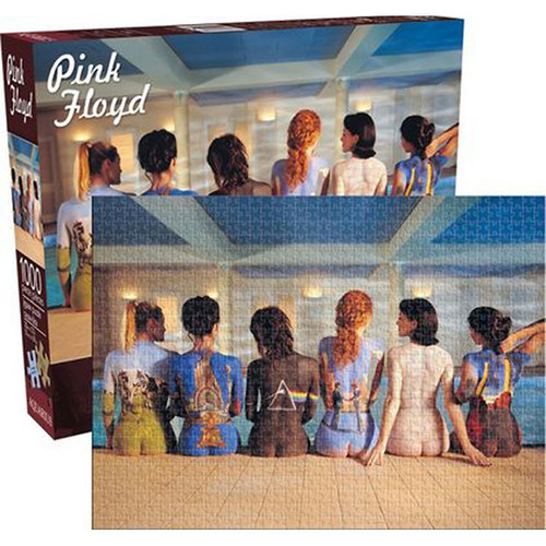 Pink Floyd – Back Art 1000pc Puzzle *NEW*