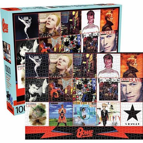 David Bowie – Albums 1000pc Puzzle *NEW*