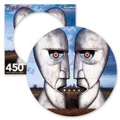 Pink Floyd Division Bell 450 Piece Picture Disc Jigsaw Puzzle *NEW*