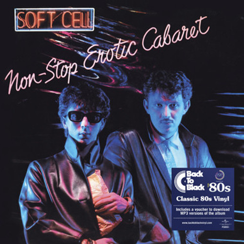 Soft Cell – Non-Stop Erotic Cabaret - LP *NEW*