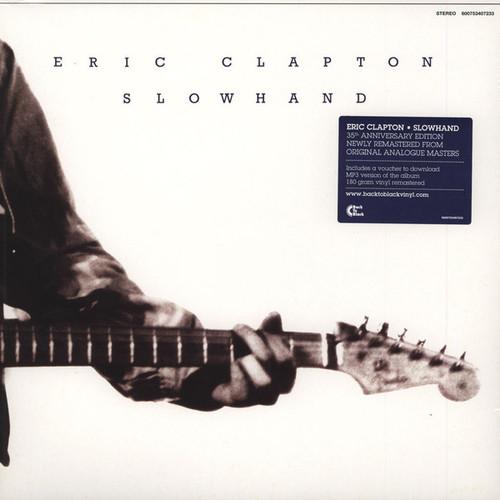 Eric Clapton – Slowhand - LP *NEW*
