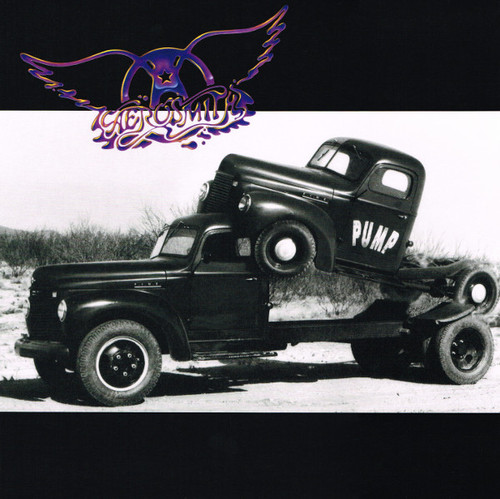 Aerosmith – Pump - LP *NEW*